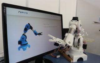 niryo robotics revolution