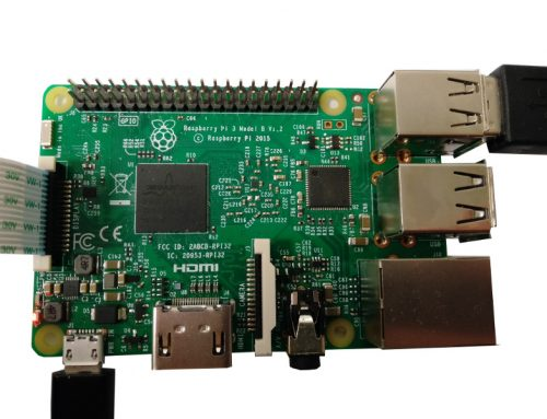 How to learn robotics with Raspberry Pi (2/2)