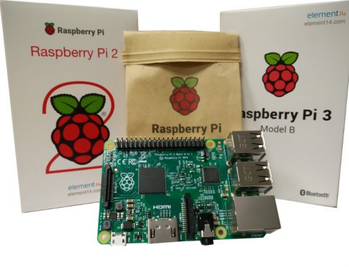 How to learn robotics with Raspberry Pi (1/2)