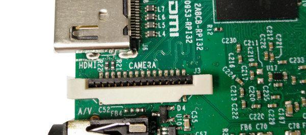 comment apprendre la robotique avec raspberry pi - interface camera