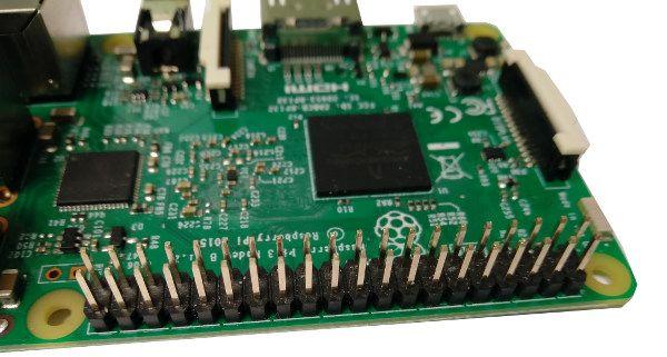comment apprendre la robotique avec raspberry pi - gpio pins