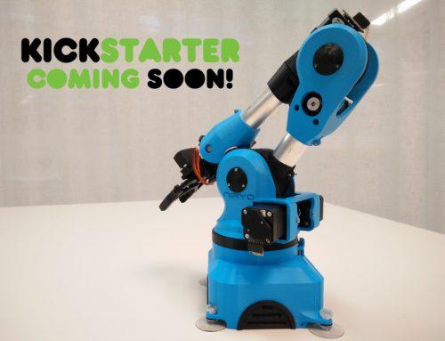 Niryo One, soon on Kickstarter !