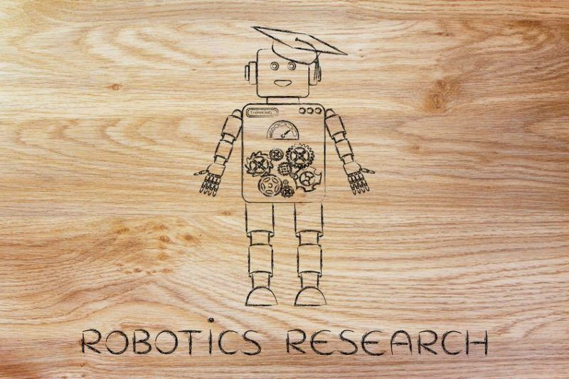robotics research - leading to many useful robotics applications