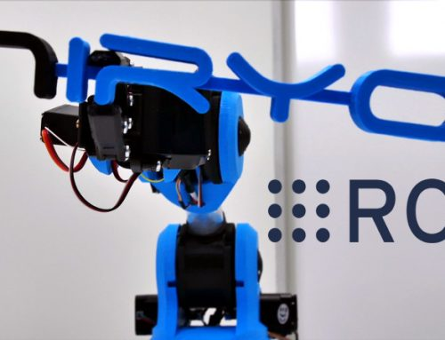 Niryo One and ROS (Robot Operating System)
